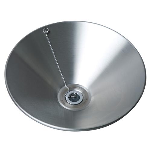 【送料無料】 ステンレスボウル (水受) GM3-G-S100 ※※ オンリーワン ステンレス シンプル 水鉢 水受け ※※