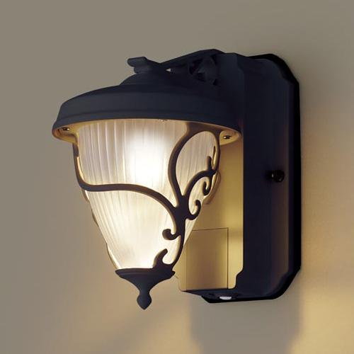【送料無料】  パナソニック  段調光省エネ型 LEDブラケットライト LGWC80241LE1(明るさセンサー付) ※※ 屋外 防犯 ライト 照明 ※※