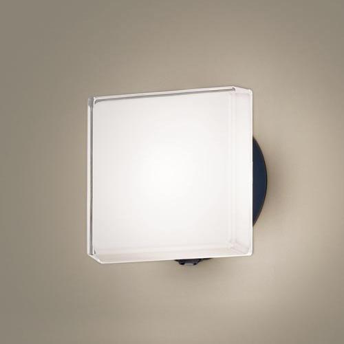 【送料無料】  パナソニック  LEDブラケットライト LGWC80307LE1(明るさセンサー付) ※※ 屋外 門柱 ライト 照明 省エネ ※※