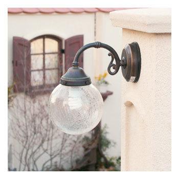 【送料無料】 ディーズライトブラケット グラスランプA ※※ 屋外 おしゃれ ライト 照明 アンティーク調 ライト deasglass ※※