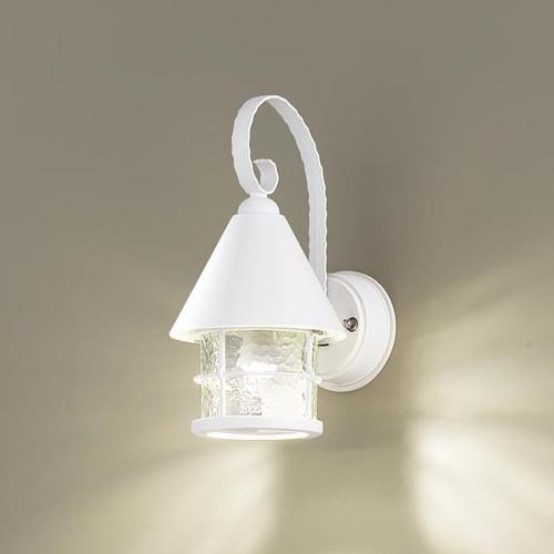 【送料無料】 パナソニック  LEDブラケットライト LGW85044WK ※※ 玄関 屋外 門柱 ブラケット 灯 ライト 照明 省エネ ※※