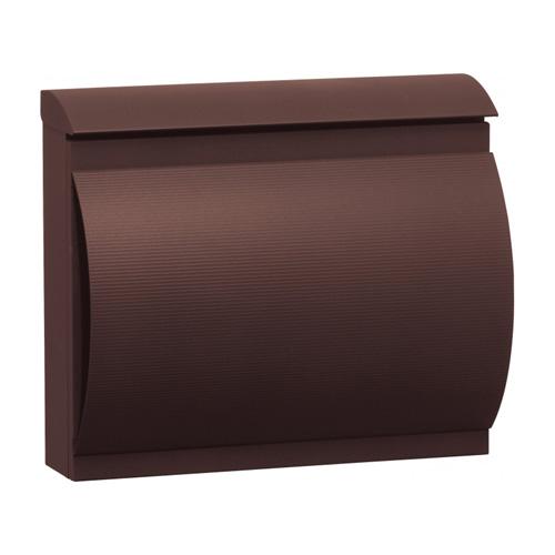 【送料無料】 モルト(ラスティブラウン) ※※ ユニソン モダン デザイン 郵便ポスト 郵便受け 新築 祝い 戸建て リフォーム ※※
