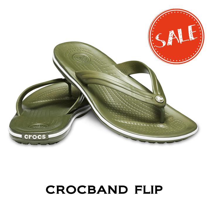 【クロックス crocs 】crocband flip/クロックバンド フリップ