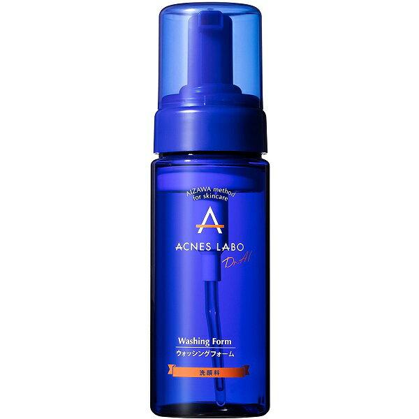 必要な皮脂を守るきめ細かい泡洗顔 国内正規品 アクネスラボ ウォッシングフォーム 150ml … 年末年始大決算