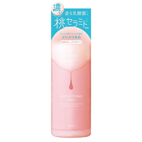 たっぷり潤う しっとり濃密 ももぷり 潤い濃密化粧水 ローション 200ml 宅配便送料無料 momopuri 数量限定