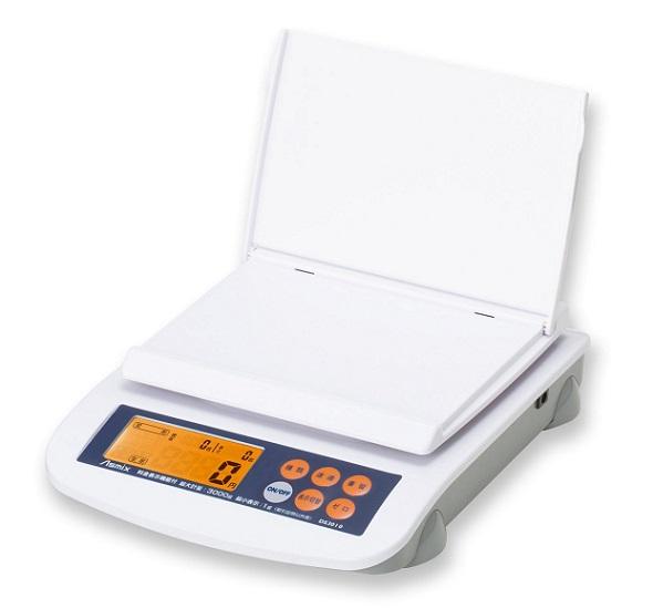送料無料 アスカ 料金表示デジタルスケール  DS3010 はかり/電子/レタースケール/スケール