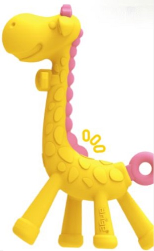 大幅値下げランキング キリンのはがため キリン 歯がため ベビー おもちゃ 返品交換不可 送料無料 はがため 用品