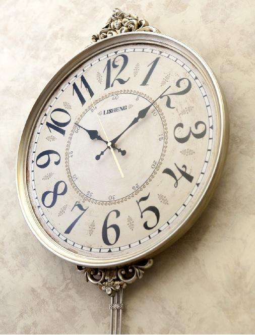 無音連続秒針付 ビクトリアンパレス ペンデュラムクロック フィレンツェ 時計 壁掛け ヨーロッパ ヨーロピアン ビクトリアン 送料無料