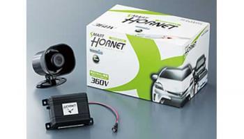 ホーネット HORNET カーセキュリティ 純正スマートキー連動モデル 360V(トヨタ車専用) 車 盗難 防犯 送料無料