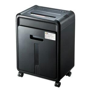 送料無料 サンワサプライ マイクロカットシュレッダー PSD-M1225 シュレッダー/ストレート/25L/CD/カード/SA-TO