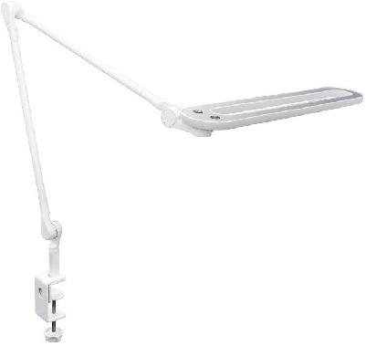 訳あり GENTOS ジェントス LEDデスクライト お歳暮 ルミサス 1400ルーメン クランプ式 タッチセンサースイッチ 送料無料 ライト LED 机 S92 ホワイト DK-S92CWH