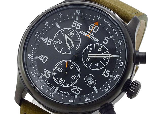 送料無料 TIMEX タイメックス 腕時計 エクスペディション クロノ 腕時計 T49938 父の日 プレゼント