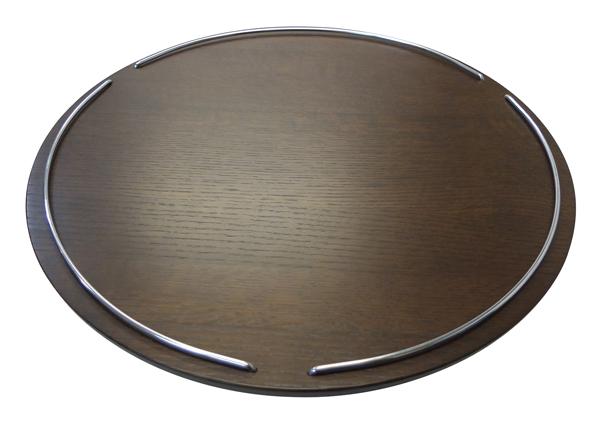飛騨の家具 shirakawa ターントレイSG-5100 木製ターンテーブル HB色
