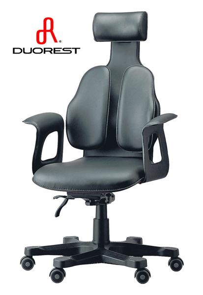 DUOREST オフィスチェア・デュオレスト DR-120|オフィスチェアー パソコンチェア ロッキングチェア チェア チェアー デスクチェア オフィス PCチェア 事務椅子 アームレスト ワークチェア OAチェア