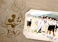 ディズニー 結婚式 披露宴 ウェディングビデオ ウォームハート