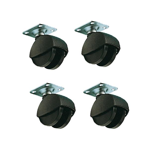 イタリア ファープラスト ferplast社製 アトラス 車輪 4個入り クリアランスsale 期間限定 40用 ご注文で当日配送