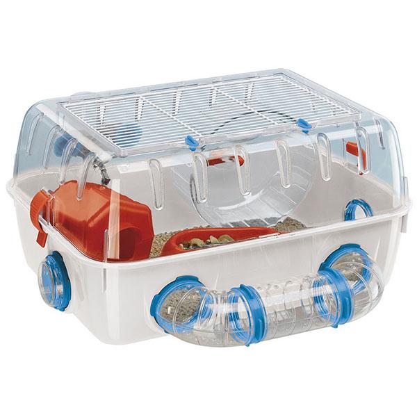送料無料 イタリアferplast社製 ハムスター マウス ケージ コンビ 驚きの価格が実現 1 ハウス Combi 小動物用 ペット用品 ネズミ フルセット 新作入荷
