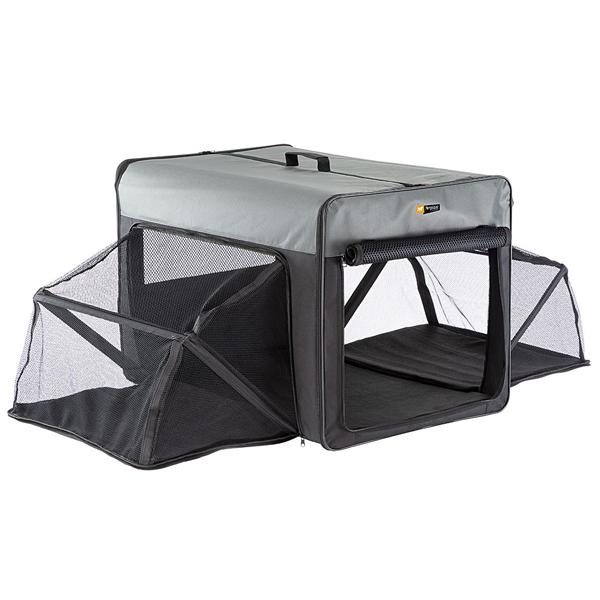 イタリアferplast社製 ホリデイ SCINIC 4 犬 広がる ソフトクレート 新作多数  折りたたみハウス ランキングTOP10 テント