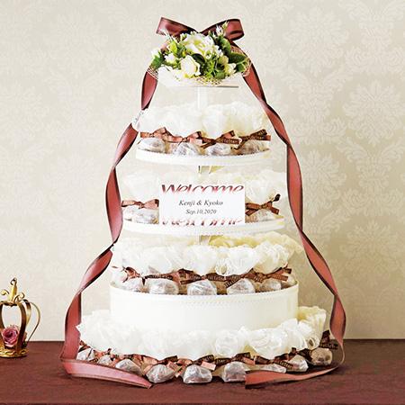 フェリシテ(フラワークッキー) 60個セット /結婚式プチギフト