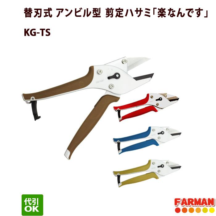 万能ポケットハサミ プロ用 替刃式アンビル型 剪定鋏 日本製 開催中 +予備替刃付 激安超特価 楽なんです