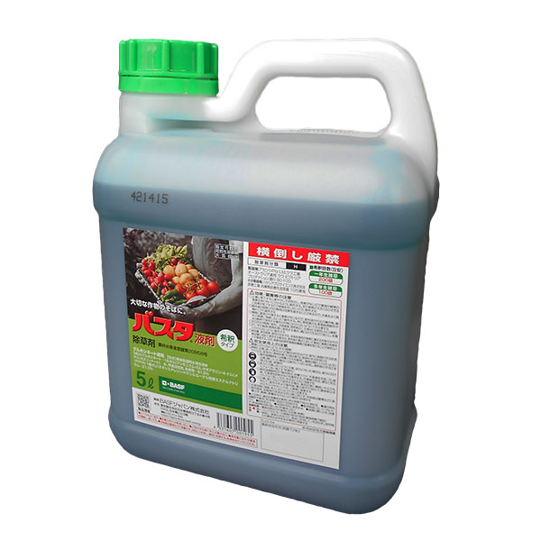 除草剤 バスタ液剤 5L
