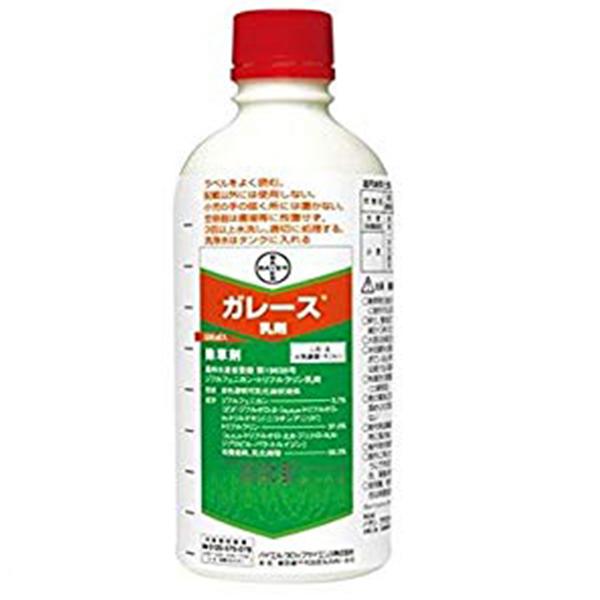 麦用除草剤 ガレース乳剤 500ml×5本セット
