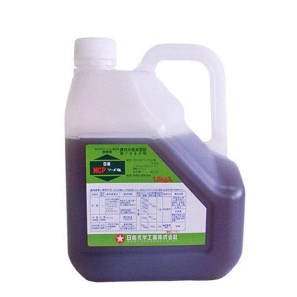 除草剤 MCPソーダ塩 1.5kg×5本セット