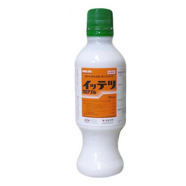 水稲用除草剤 イッテツフロアブル 500ml×20本セット