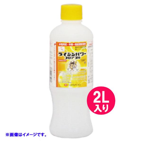 水稲用除草剤 ライジンパワーフロアブル 2L 水稲用初・中期一発除草剤