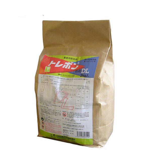 殺虫剤 全品最安値に挑戦 トレボンDL粉剤 3kg×8袋セット キャンペーンもお見逃しなく