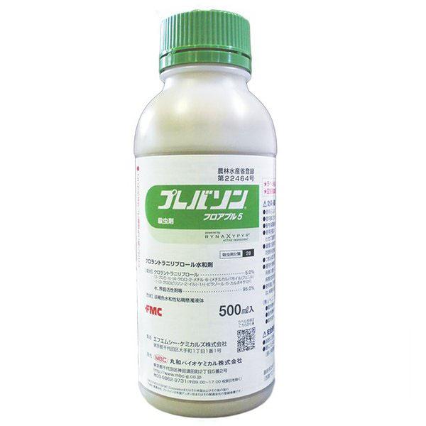 殺虫剤 プレバソン フロアブル5 500ml×2本セット