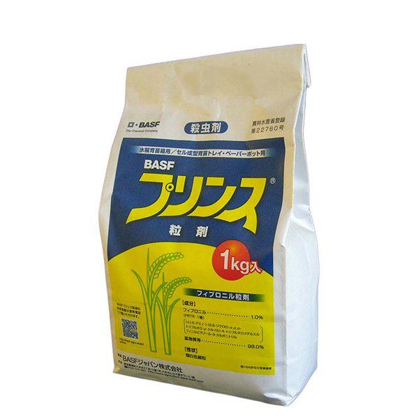 殺虫剤 プリンス粒剤 1kg×12袋セット