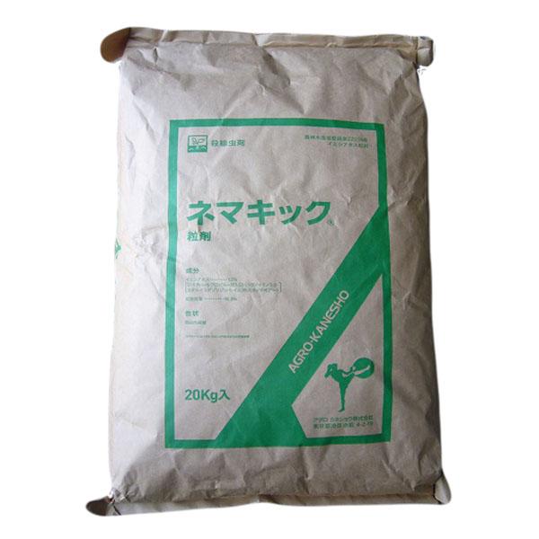 殺虫剤 ネマキック粒剤 20kg 線虫防除剤