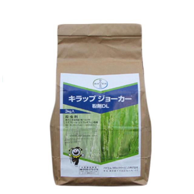 水稲用殺虫剤 キラップジョーカー粉剤DL 3kg×8袋セット