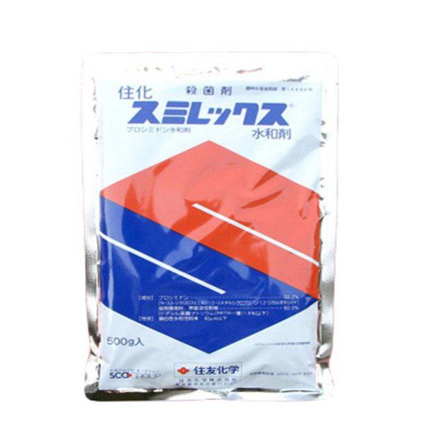 最新 殺菌剤 スミレックス水和剤 卓抜 500g