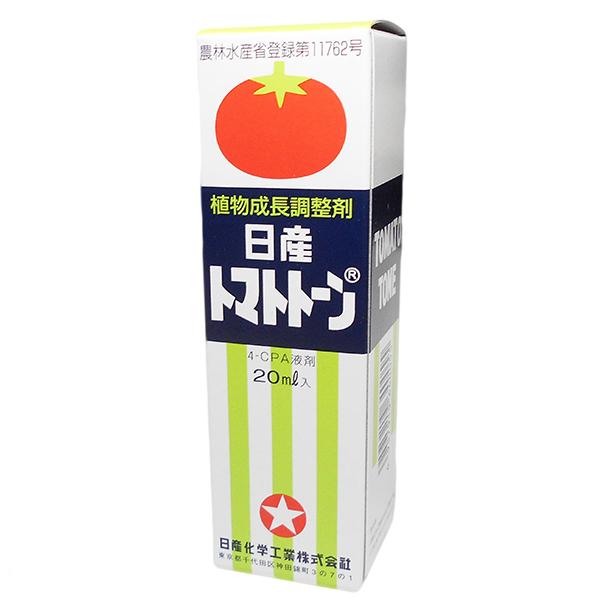 植物成長調整剤 日産トマトトーン 20ml×60個セット