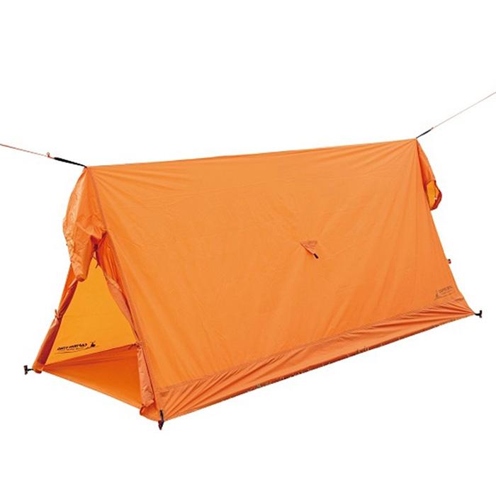 キャプテンスタッグ CAPTAIN STAG ソロツェルトUV UA-53 テント ソロキャンプ 一人用 1人用 折りたたみ 折り畳み コンパクト 収納 収納袋付き キャンプ アウトドア 簡易テント 海 山 レジャー 防災 BBQ 送料無料