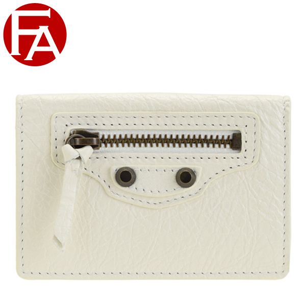 限定タイムセール バレンシアガ 財布 新品 レディース BALENCIAGA ショップ袋付き 三つ折り財布 メンズ アウトレット 477455d940n9003-zz 未使用 多い ブランド 使いやすい かわいい コンパクト カード入れ 可愛い おしゃれ サイフ