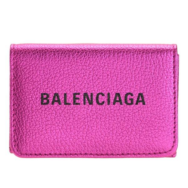 バレンシアガ BALENCIAGA ショップ袋付き 三つ折り財布 ミニ アウトレット 551921oor1n5660-zz | ウォレット サイフ さいふ 財布 カード入れ 小銭入れ レディース かわいい 可愛い オシャレ 小さい 小さめ コンパクト ブランド