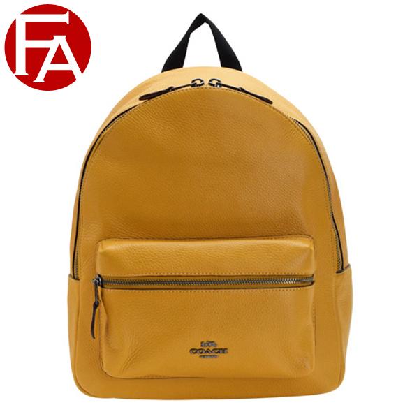 コーチ COACH バッグ リュックサック バックパック アウトレット f30550qbylw | リュック パック バッグ かばん 鞄 通勤 旅行 レディース かわいい 可愛い おしゃれ オシャレ ブランド レザー