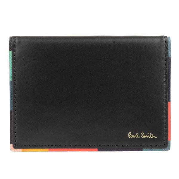 ギフト PAUL SMITH ポールスミス ポール スミス オシャレ おしゃれ パスケース 新品未使用 カードケース レディース ブランド メンズ カード ケース psme0060 カード入れ ビジネス ICカード レザー アウトレット