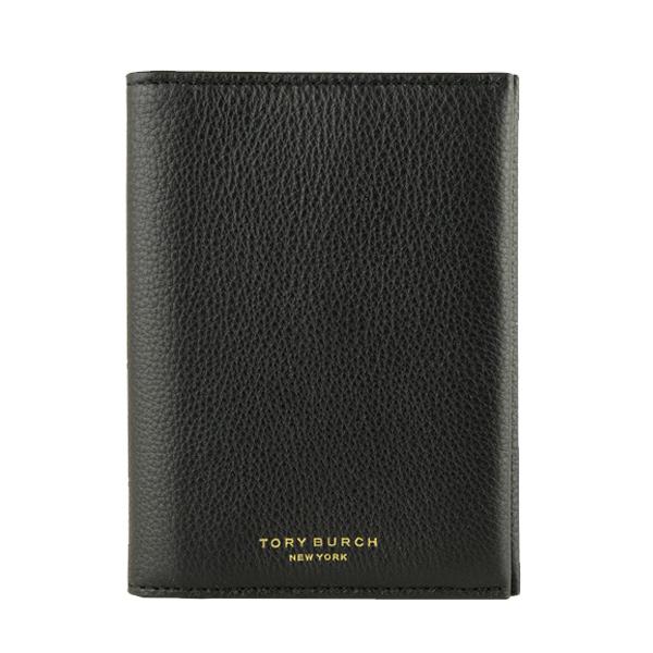トリーバーチ TORYBURCH パスポートケース カードケース 59862-001   旅行 出張 便利 通勤 カード入れ カードケース かわいい 可愛い おしゃれ オシャレ ブランド レディース 本革