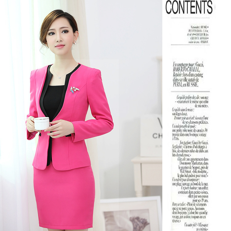 fashionhime | Rakuten Global Market: Casual 着痩 suits, ladies ...