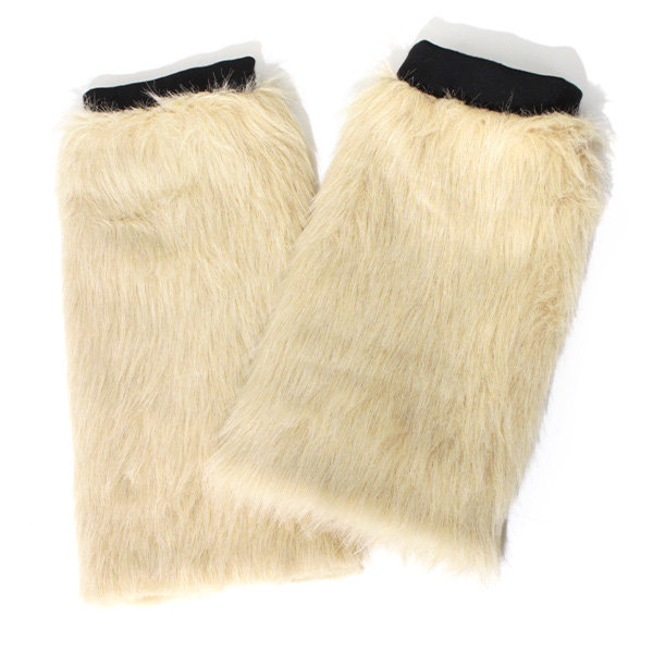 Rakuten ranking Prize Magazine posted 2-way ボリュームー fur leg warmers boot covers (long fluffy fall ブーデコ ladies boots decoration % 50% sale ladies ladies 2013 aw 2013 winter