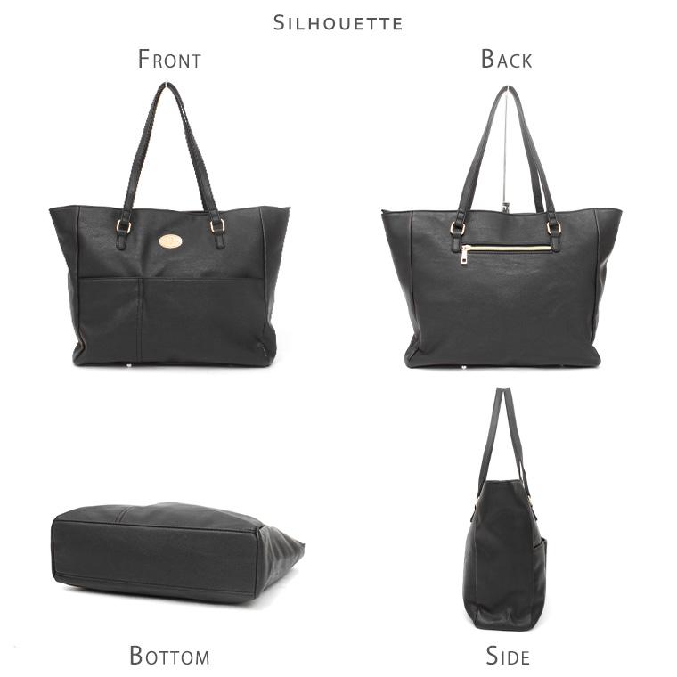 FashionLetter   Rakuten Global Market: Tote bag ladies large ...