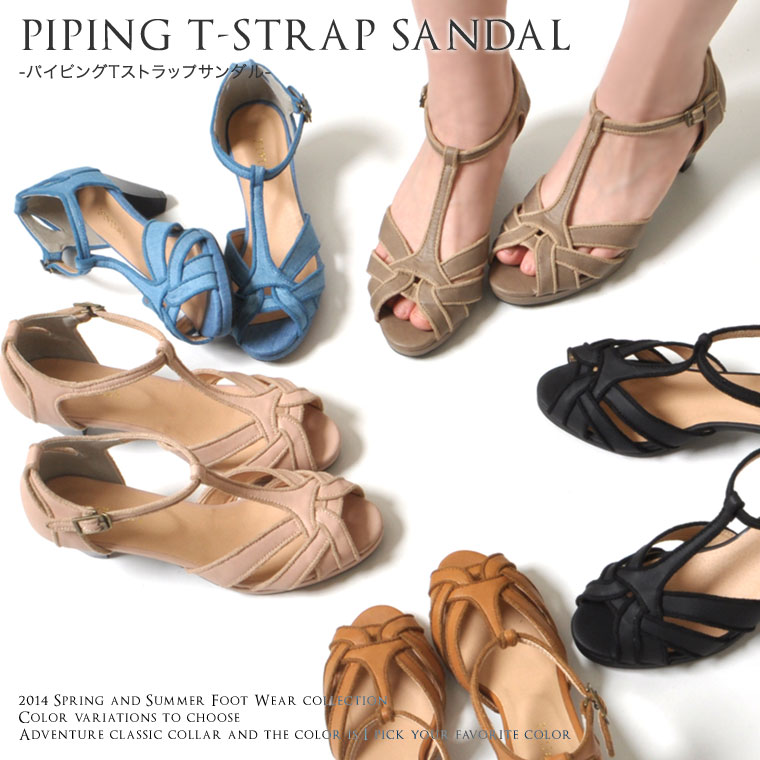 FashionLetter | Rakuten Global Market: T strap Sandals Womens ...