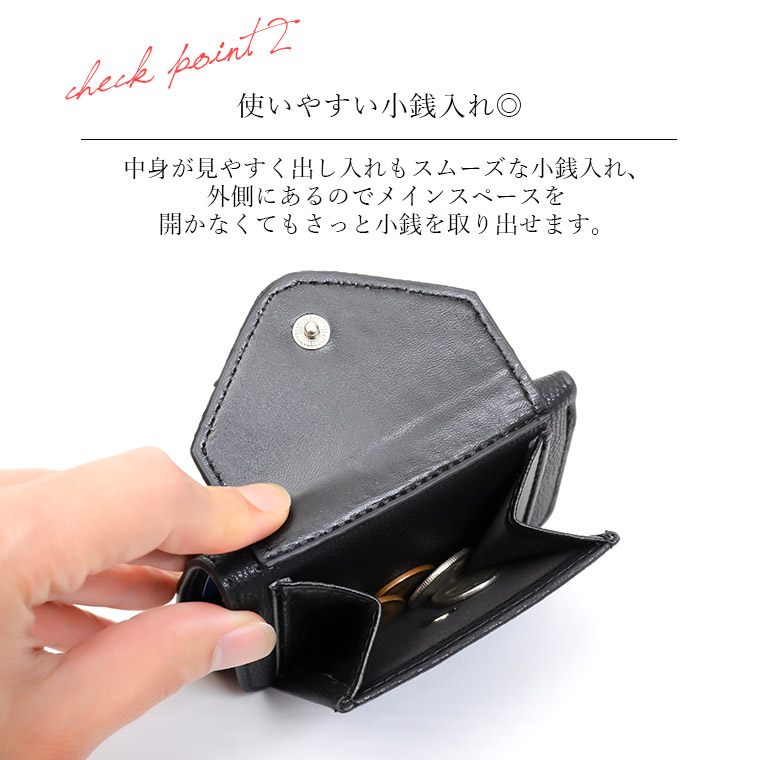 The trip festival present gift trend for three mini-wallet mini-wallet  compact star ★ petit coin case coin purse wallet leather fold wallet small