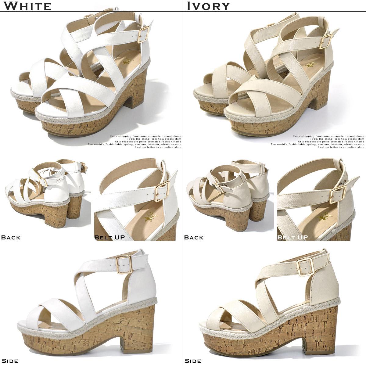 Sandals shoes summer - Gladiator Sandals Shoes Cross Berthyheelwedgsawl Sandals Wedge Heel Thick Heel Casual Jute Sandals Legs 9
