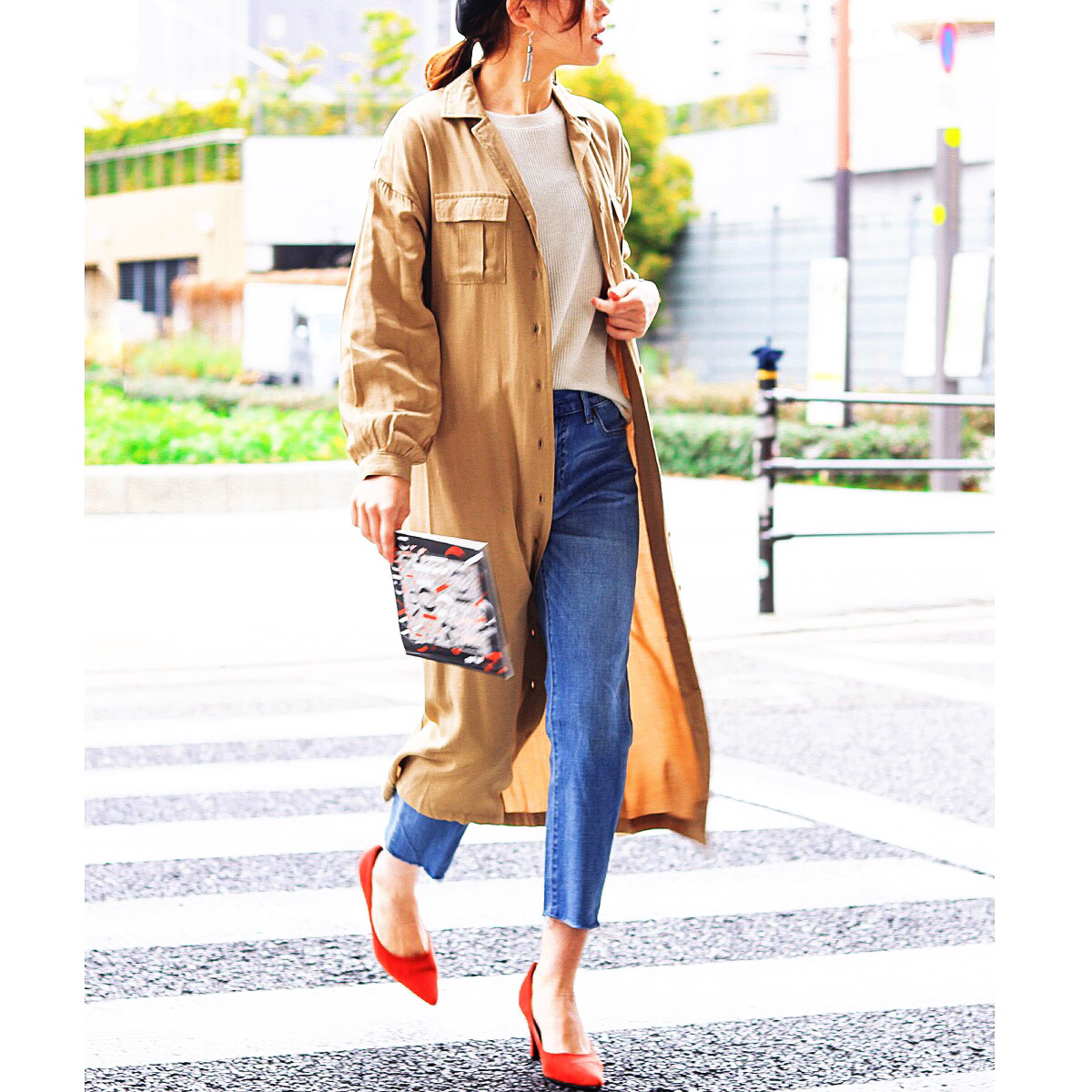 3bb8c67f80e806 A jacket dross Steller's sea lion lost coat haori outer becomes calm the  outer light overcoat ...