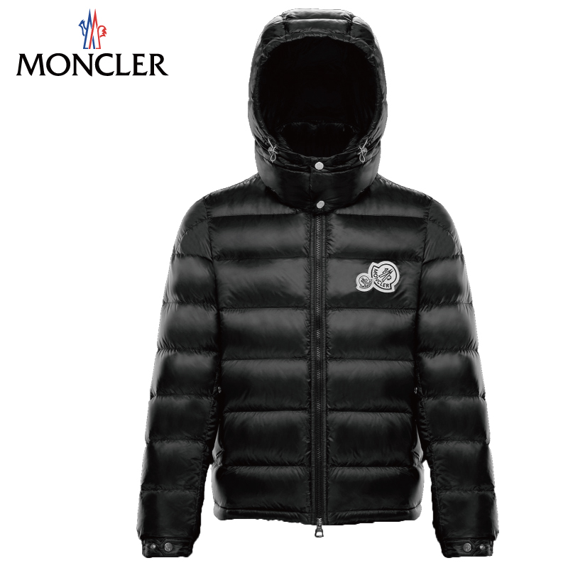 04a42bc68 Men BRAMANT bra mantle black down jacket in the fall and winter latest  MONCLER Monk rail 2019-2020 years